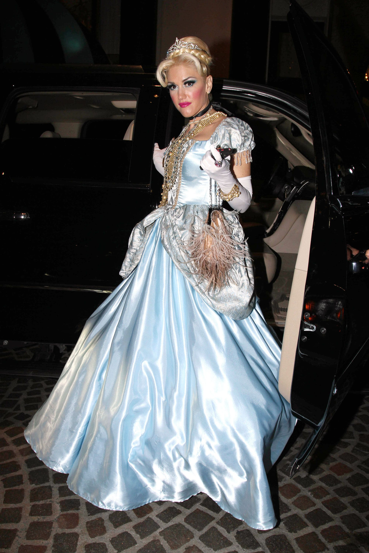 2011, Gwen Stefani as Cinderella   - HarpersBAZAAR.com
