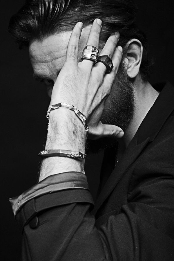 SMITH/GREY jewelry, Journey Palermo Series - provocative rings!