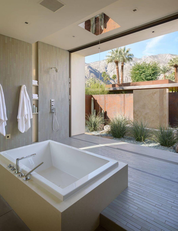Palm Springs Retreat by Carré Designs