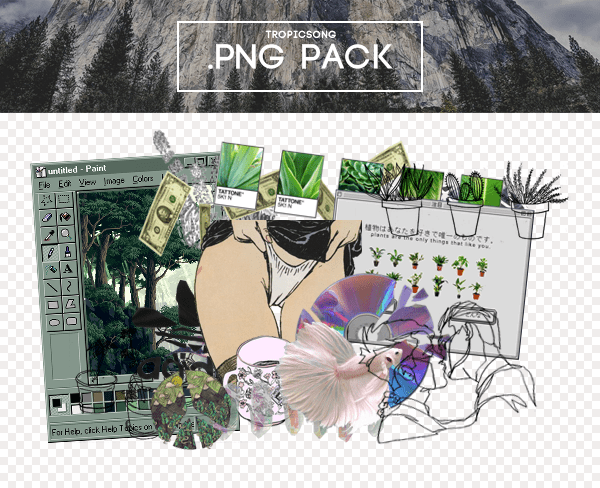 21 Free Aesthetic Png Packs Png Png Images Vaporwave