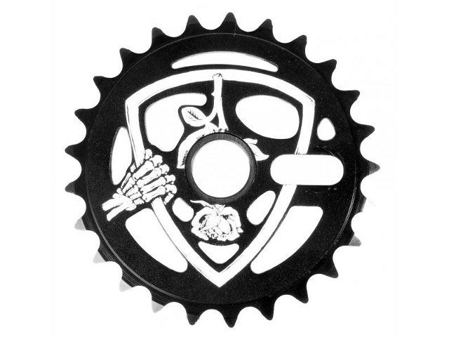 "Subrosa Bikes ""Shield"" Sprocket | Bmx bike parts, Bmx bikes"