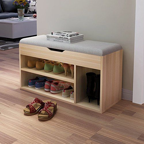 Soges Storage Bench Storage Hall Shoe Rack Bench Rack Sho... https ...