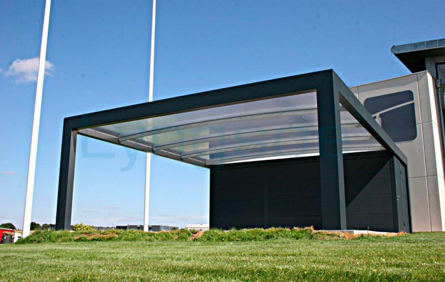 Ny carport til dit hus Få inspiration her Carport ideer