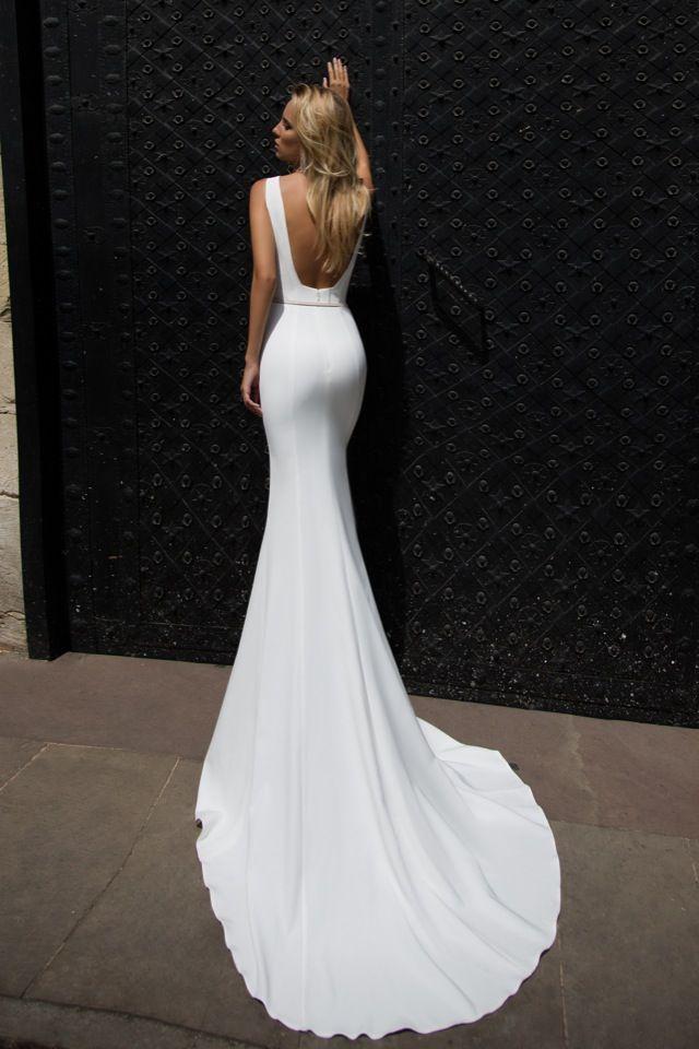 Pin von Earnestine Feil auf Pretty Wedding Dresses ...