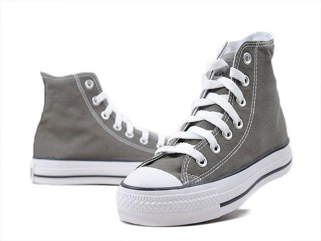 93580c8ef3c8 Converse High Cut Gray