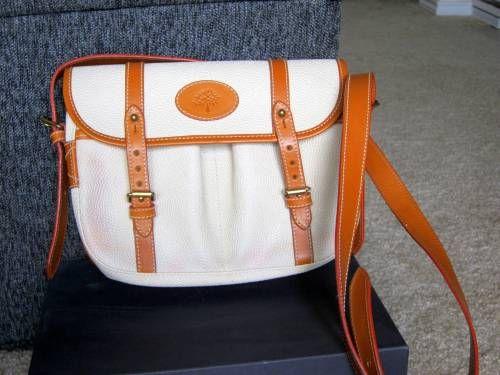 Classic Satchel Handbag from Mulberry from Heli Bergius's Closet, $99
