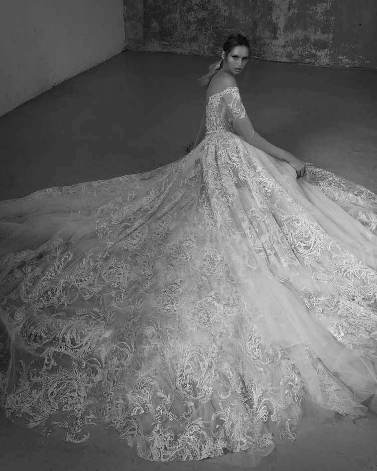 Lior Charchy Fall 2018 Wedding Dresses