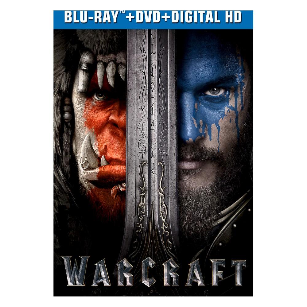 Warriors Of The Rainbow Full Movie With English Subtitles: Warcraft (Blu-ray + Dvd + Digital)