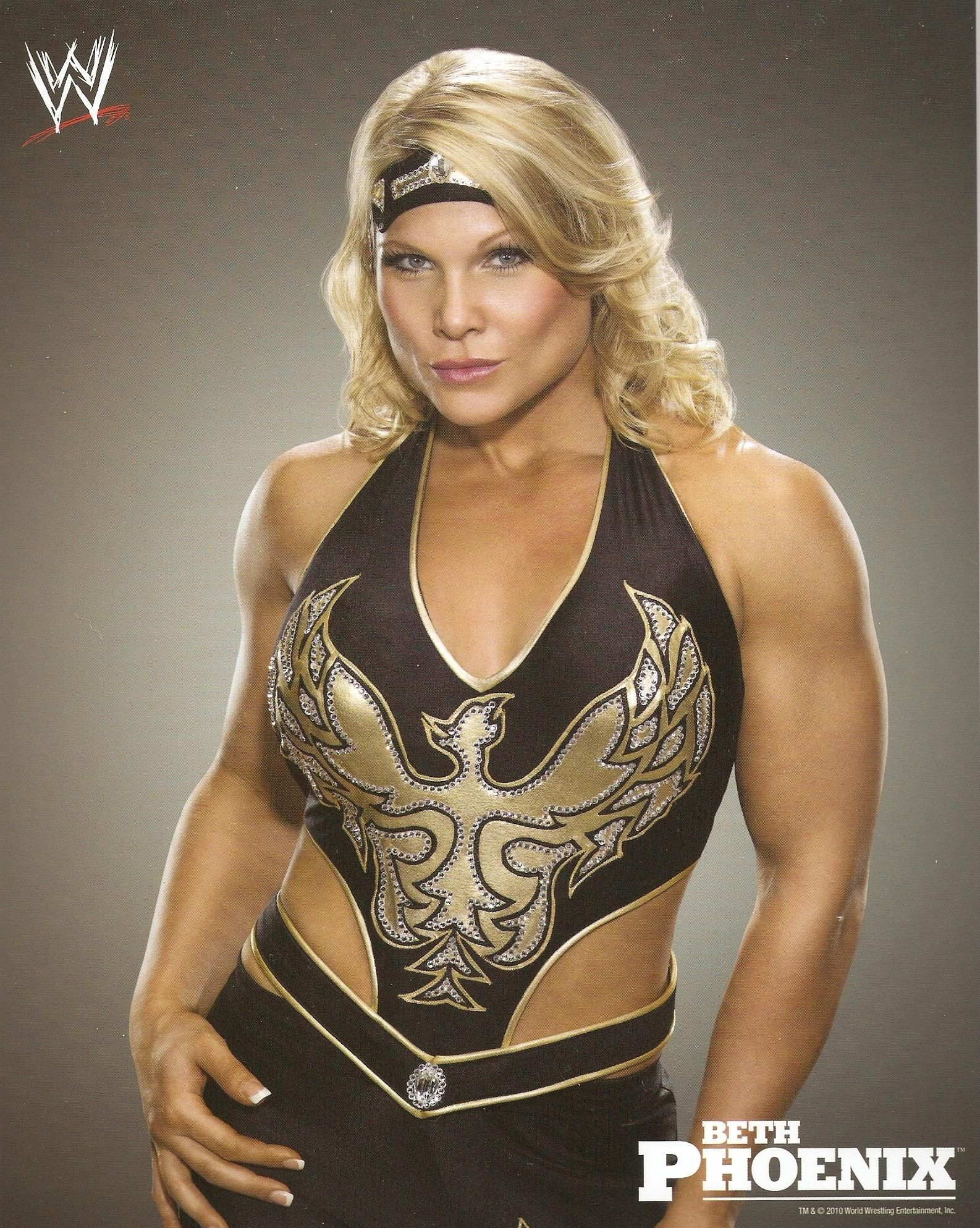 Beth Phoenix Nude Photos 64