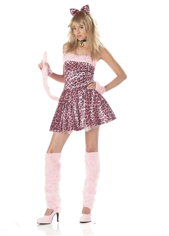 Trendy Halloween - #California Costume Purrty Kitty Teen Costume - halloween teen costume ideas