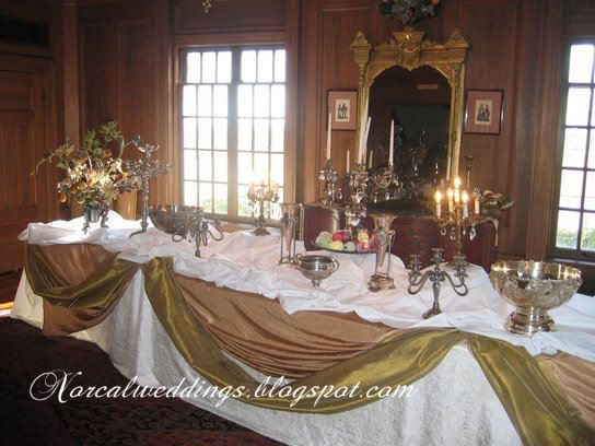Buffet Table Settings - Bing Images