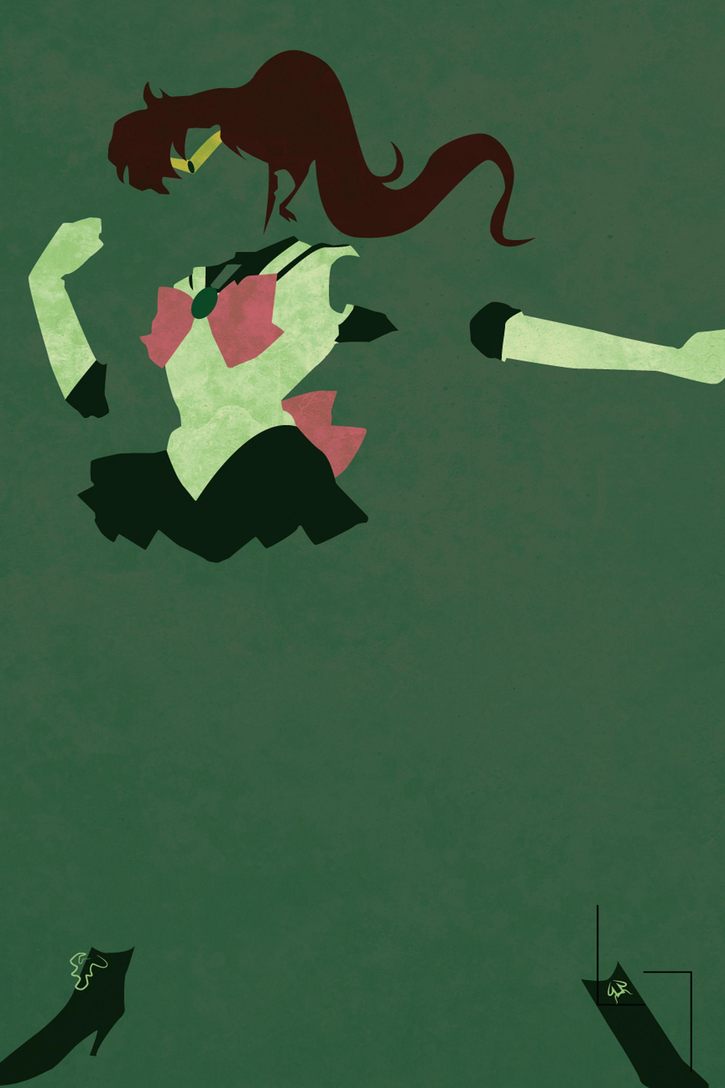 Sailor Jupiter, Sailor Moon-- MY FAVORITE SAILOR SCOUT FFF