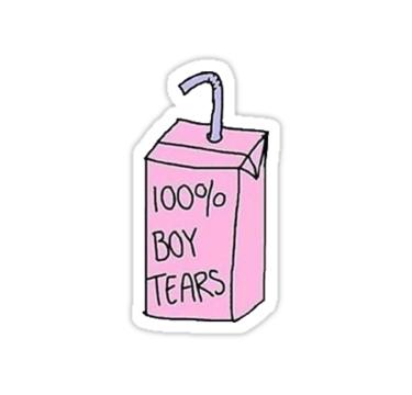 Boy Tears Sticker Sticker By Idketer In 2021 Tumblr Stickers Tumblr Transparents Free Clip Art