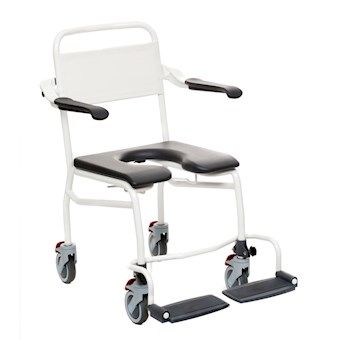 Handicare Commode Shower Chair Toilet Rolstoel And Wheelchair