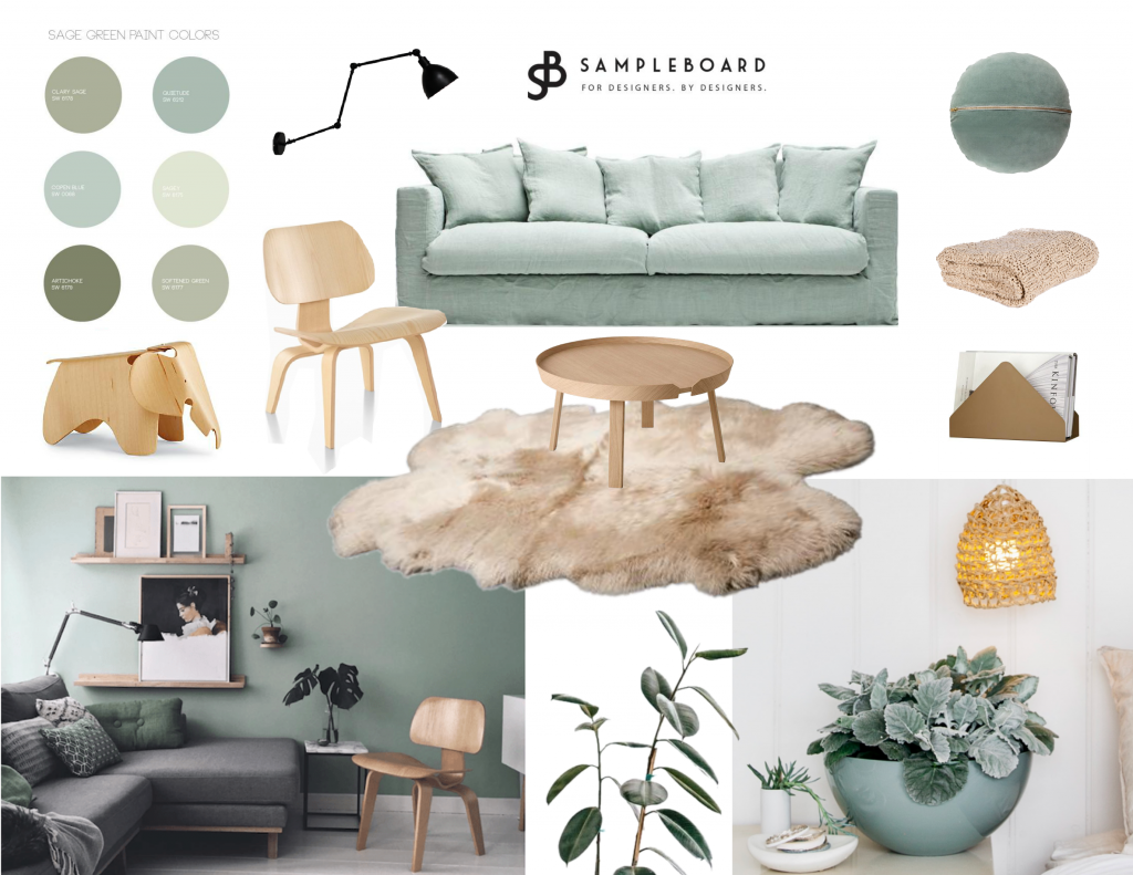 Sage Green - The Hottest Neutral for 11 According to Pinterest