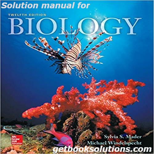 Solution manual for biology 12th edition by mader download solution manual for biology 12th edition by mader download00780242699780078024269 biology 12th fandeluxe Gallery