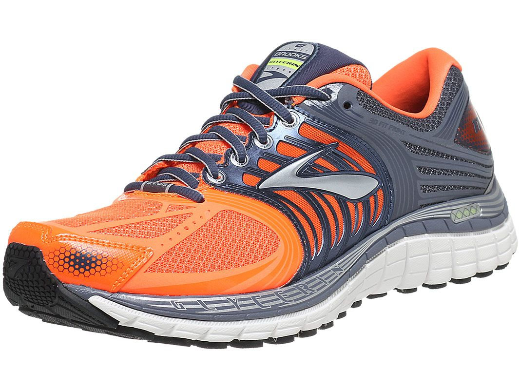 The interior of these Brooks Glycerin