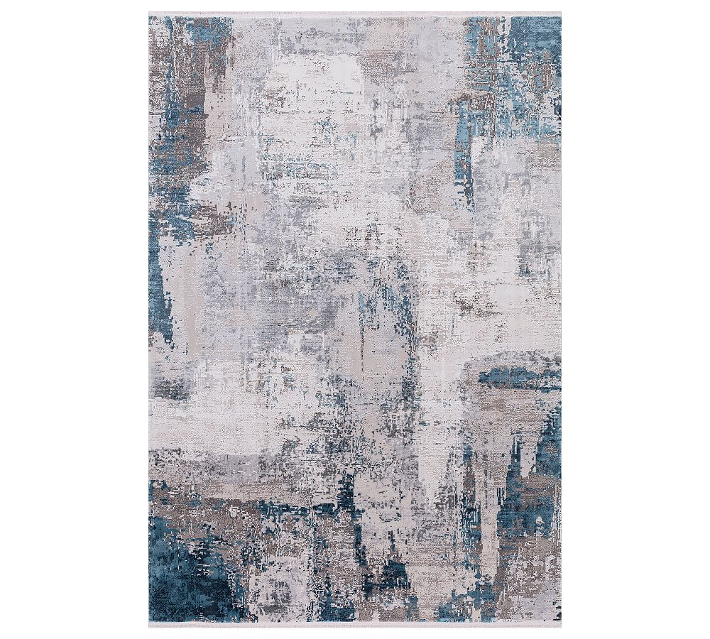 Cantrell Rug 3 X 9 10 Gray Multi Gray Multi Rugs
