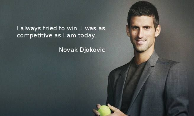 Novak Djokovic Quotes Tenis