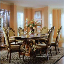 Victorian Dining Room. Amazing Luxury Dining Room With Victorian ...