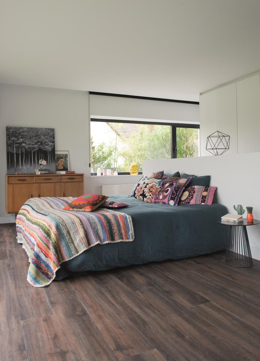 PVC vloer slaapkamer, vloer inspiratie slaapkamer, vloeren PVC ...