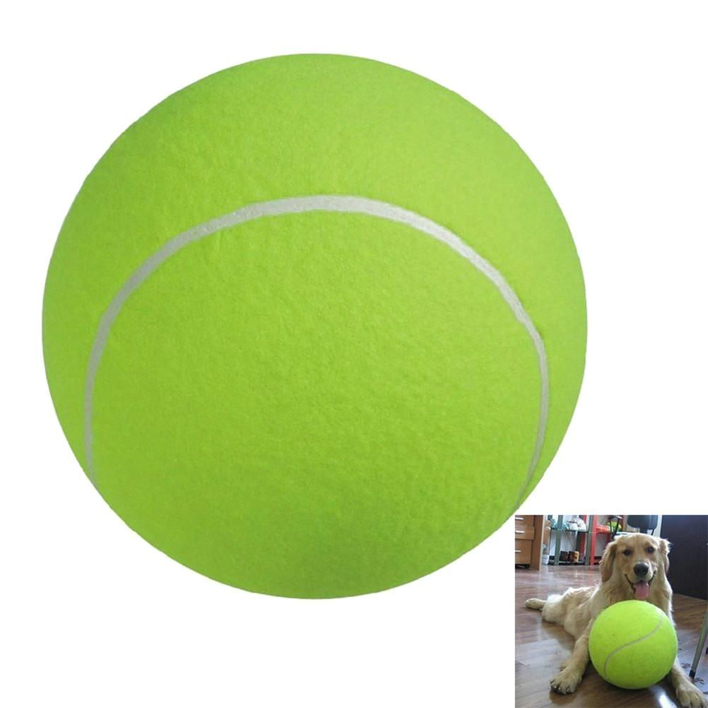 9 5 Inch Giant Tennis Ball For Large Pet Toys Outdoor Sports