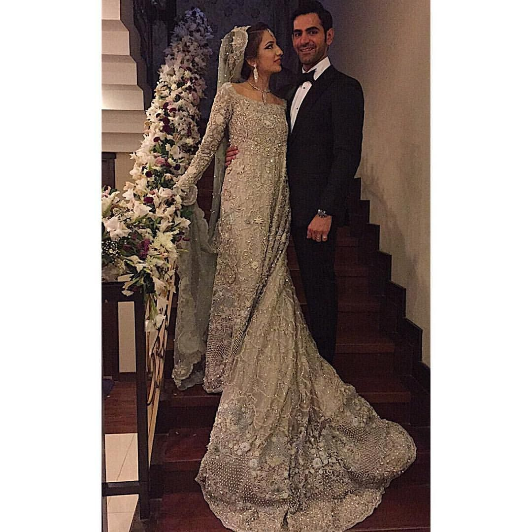 Dress to wear at a wedding  See this Instagram photo by sundaytimes u  likes  walima