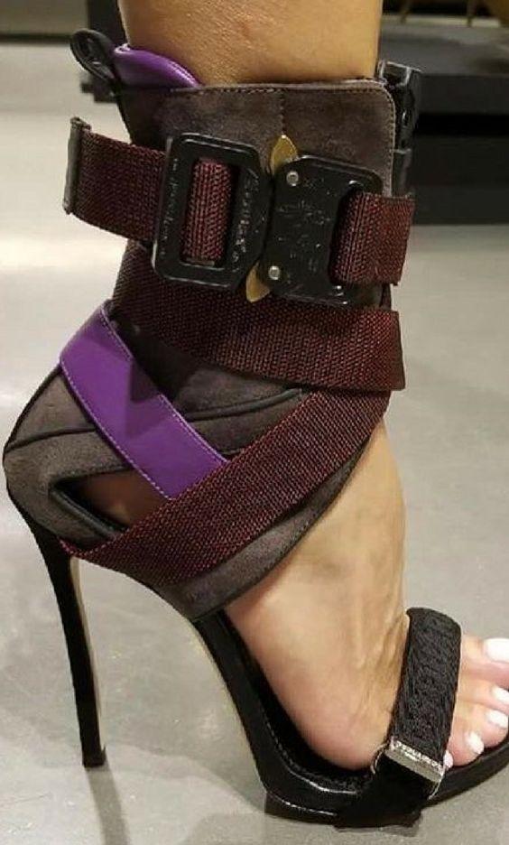 311d9845eec Strap Open Toe Sandals - Heels by Dsquared2 https   twitter.com