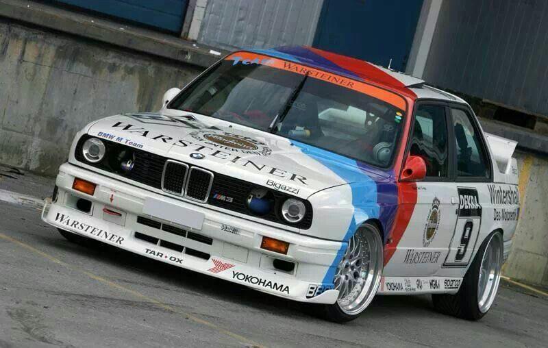 BMW E30 M3 DTM Warsteiner | BMW Racing | Pinterest | Bmw ...