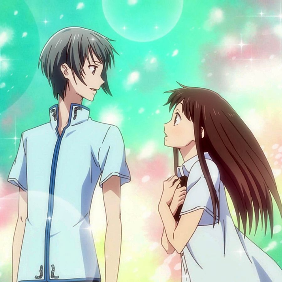 Fruits Basket 2019 Yuki X Tohru Click To Read My Thoughts On
