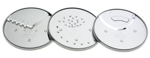 Cuisinart 7- and 11-Cup Food Processor Disc Sets