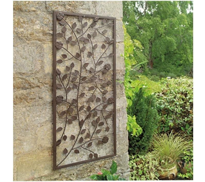 garden wall art - Google Search