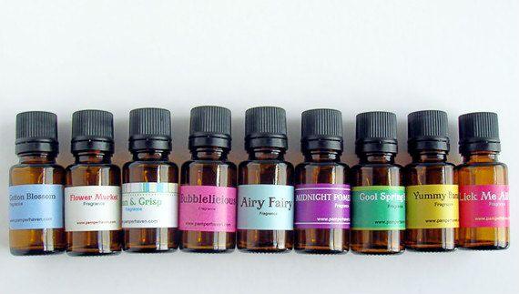Home Fragrance Oils Candle Fragrance Oils Premium Grade Scented