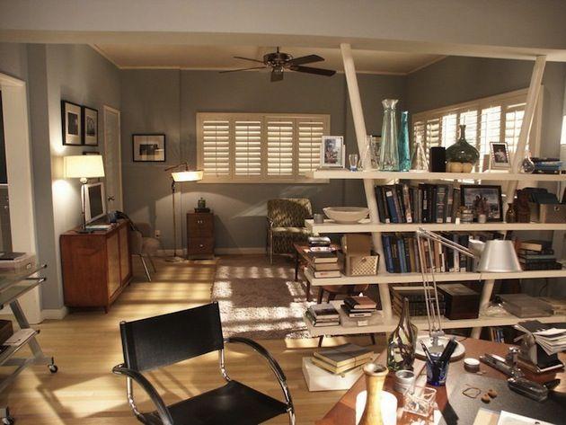 Interior Set Design Of Dexters Miami Apartment