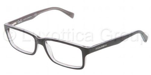 cc1b8b88ca25 Eyeglasses Dolce   Gabbana DG3148P 2631 TOP BLACK ON GRAY DEMO LENS ...