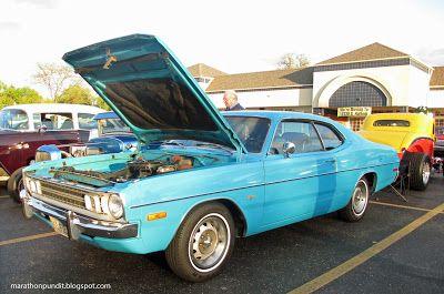 A 1972 Dodge Dart Demon At Tonight S Tastee Freez Palos Heights