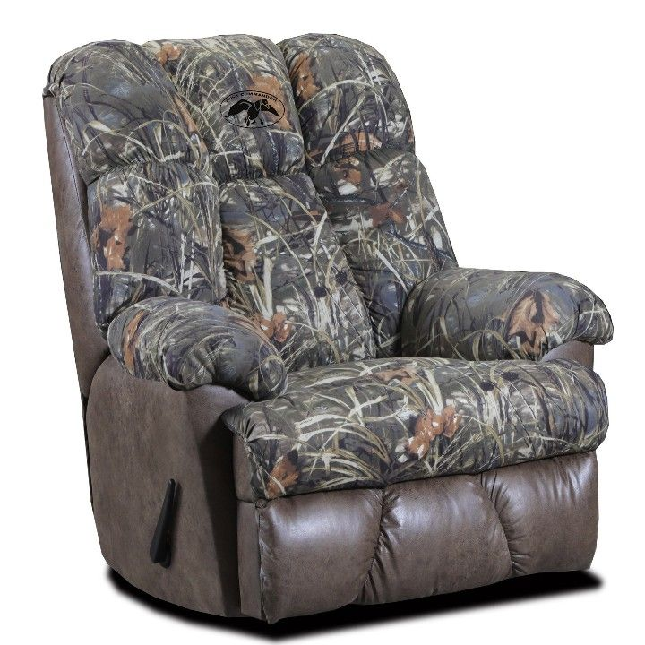 Strange Duck Commander Recliner In Real Tree Max 4 Twill Available Lamtechconsult Wood Chair Design Ideas Lamtechconsultcom