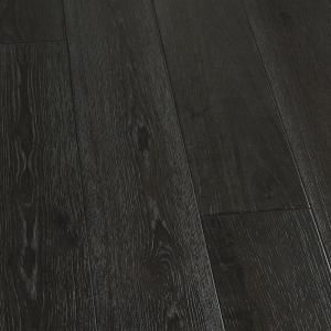 Hickory Scripps 3 8 In Thick X 6 1 2 In Wide X Varying Length Engineered Click Hardwood F Engineered Hardwood Flooring Wood Floors Wide Plank Hardwood Floors