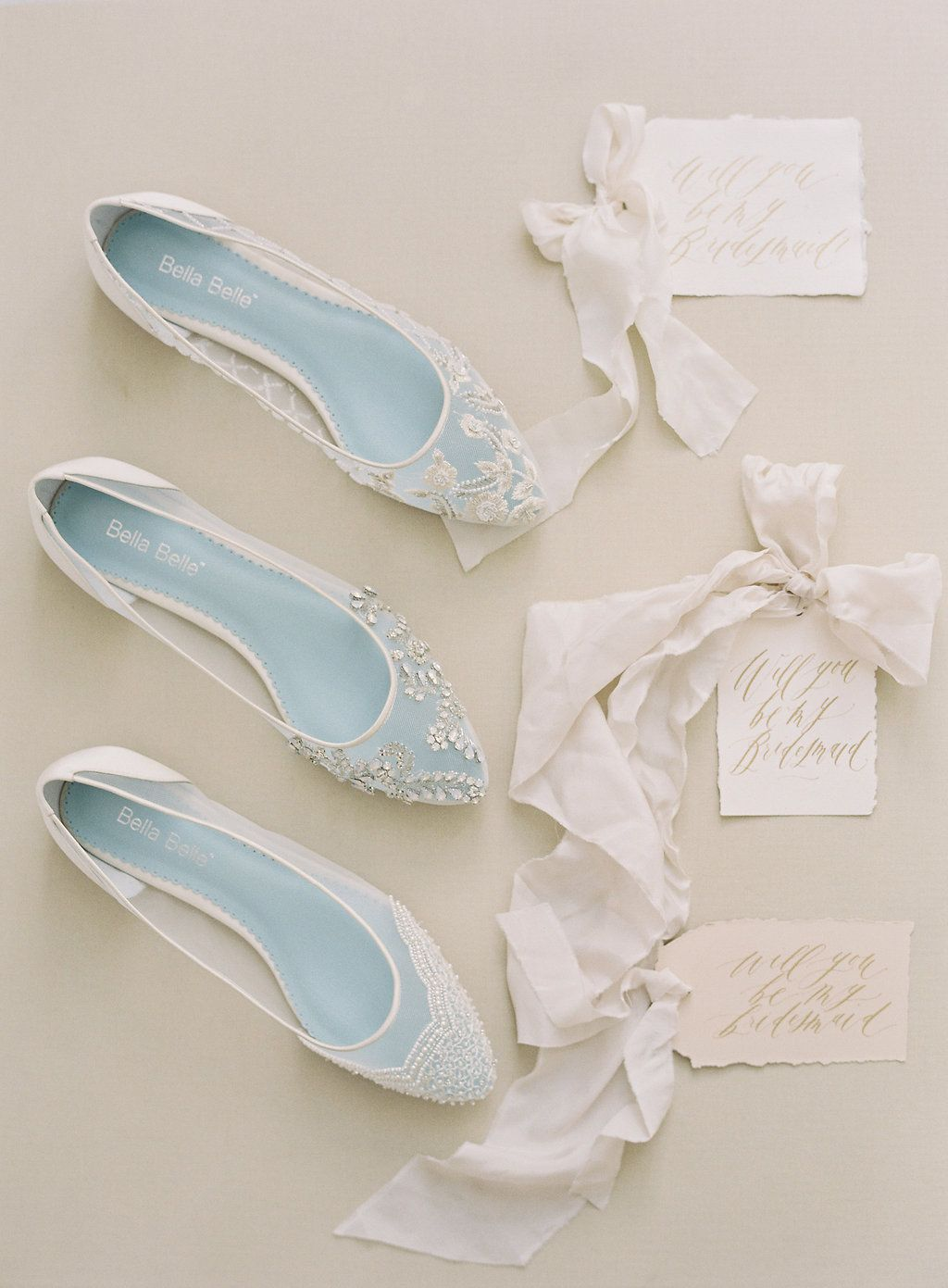 Bridal Flats From Bella Belle S Enchanted Bridal Collection