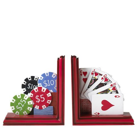 Casino Bookends