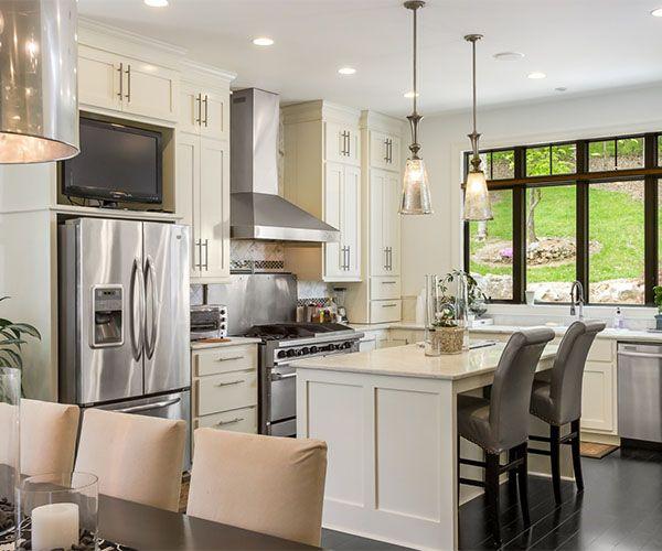 Candice olson fotos de casa modernas enfocada en la for Fotos de decoracion de cocinas