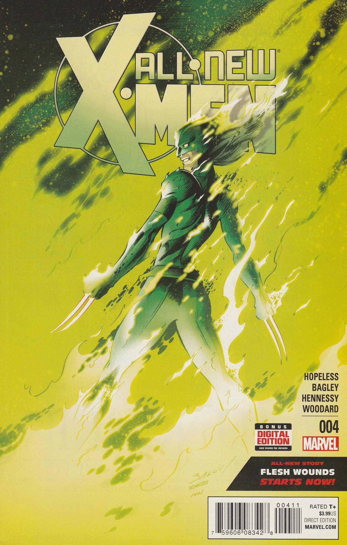 All New X Men 4 Marvel Comics Vol 2 X Men Marvel Marvel Books