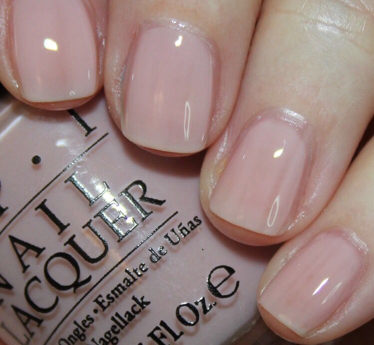 Put It In Neutral With Images Opi Nail Colors Nail Polish