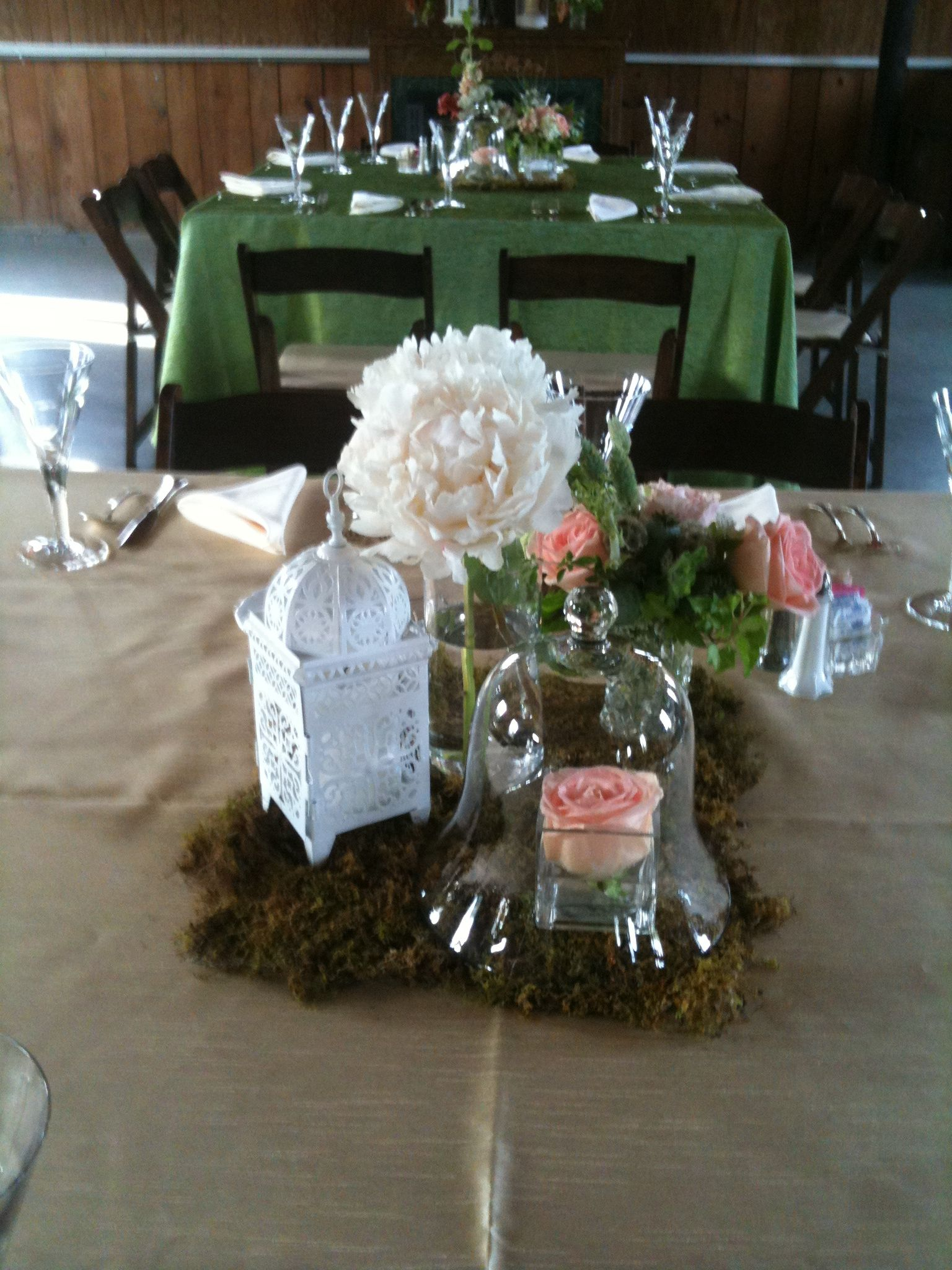 Love this collaboration with erin mclean events for a pretty