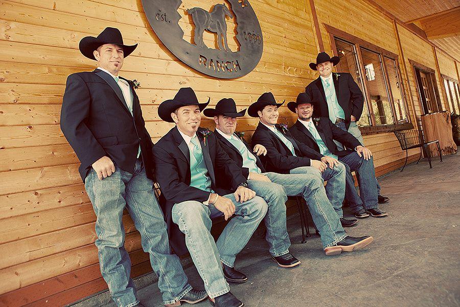 Farm Style Wedding Ideas Viewing A Thread Cowboy Wedding Pics Ideas Country Wedding Groomsmen Cowboy Wedding Attire Western Style Wedding