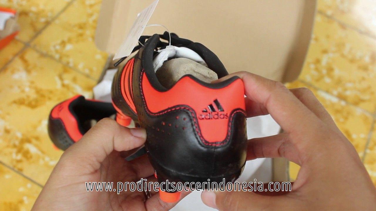 Sepatu Bola Adidas Adipure 11 Pro Trx Fg Black G61786 Original