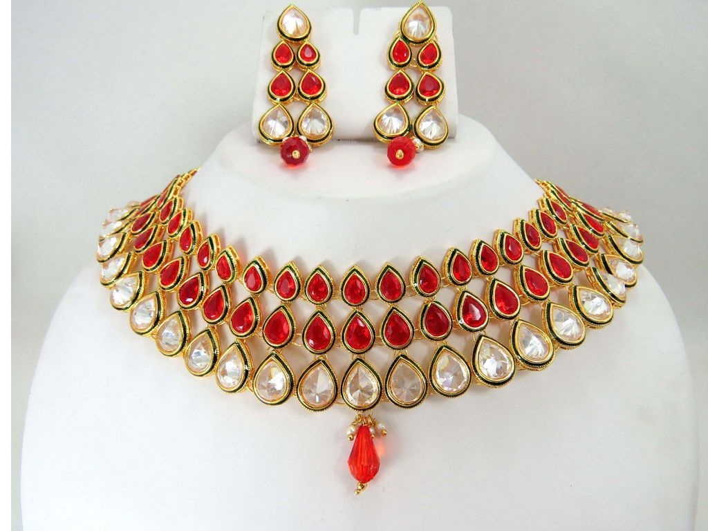 14ab2f6cc Buy variety of artificial jewelry online from India, buy cheap earrings  online from India. We sell imitation jewelry online from India, artificial  necklace ...