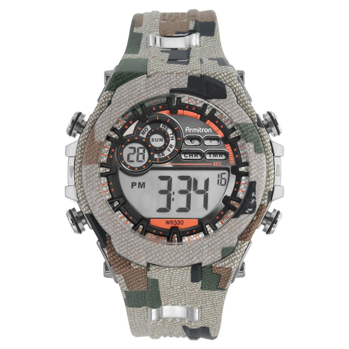 Armitron Men's Watch in 2020 Armitron, Mens chronograph