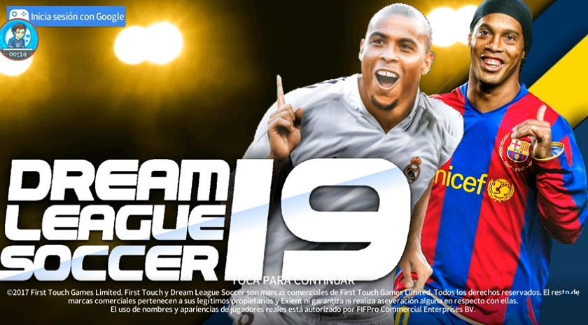 Download Dream League Soccer 2019 Mod - DLS 19 Mod Apk Obb