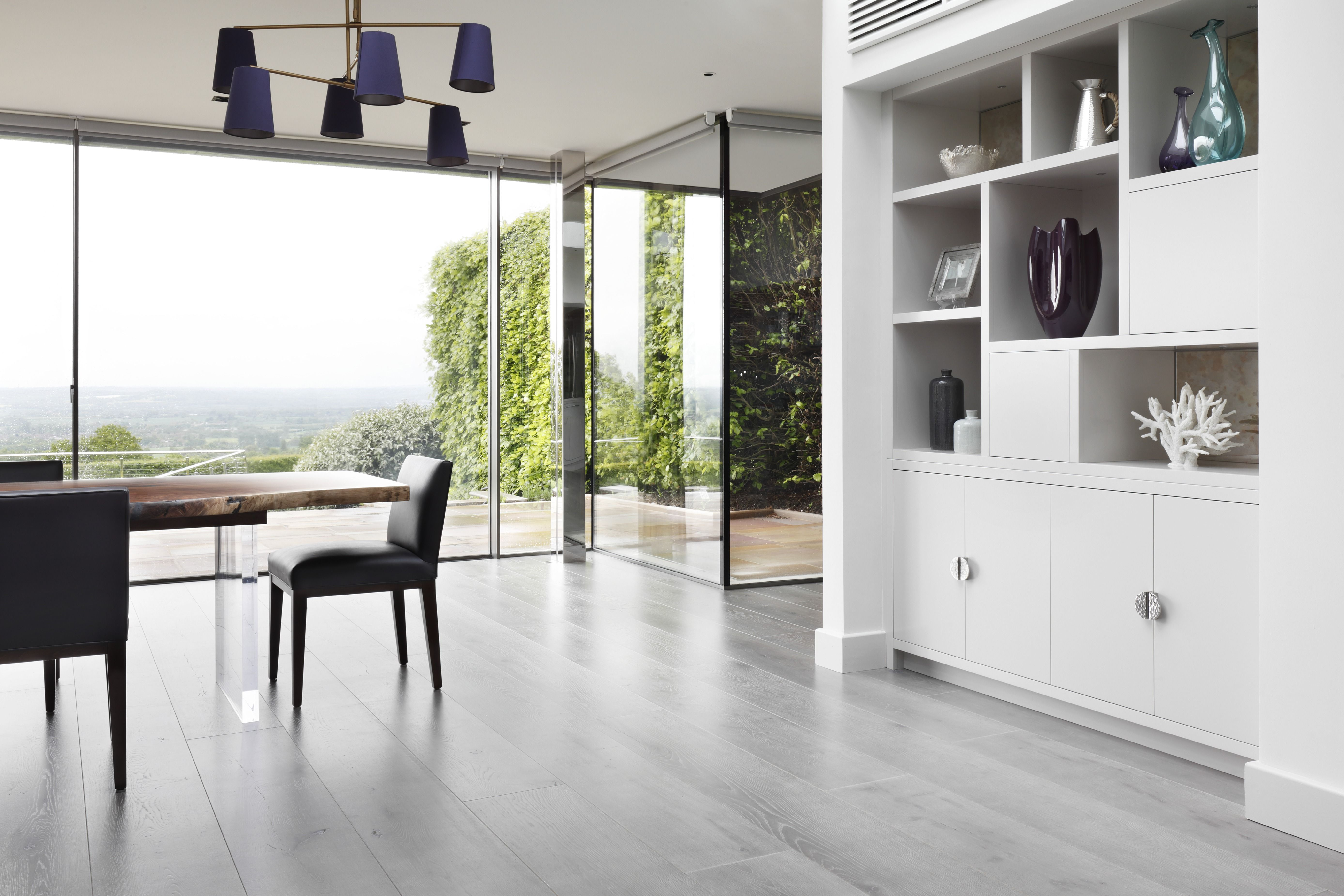 grey oak 280mm wide plank engineered wood